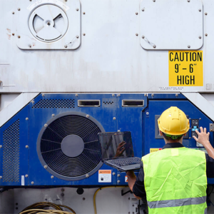 Техника безопасности при работе в рефконтейнерами