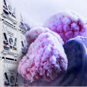 Рефконтейнер шоковой заморозки